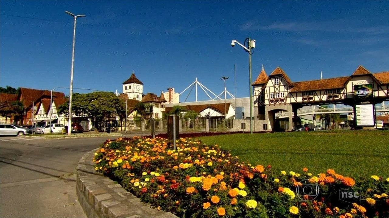 Primeira reportagem sobre o aniversário de Blumenau destaca o esporte da cidade