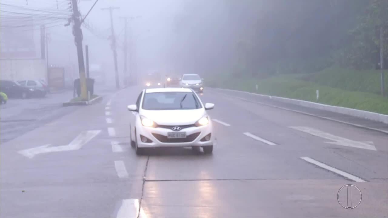 Número de acidentes em dias chuvosos aumentam na BR-040