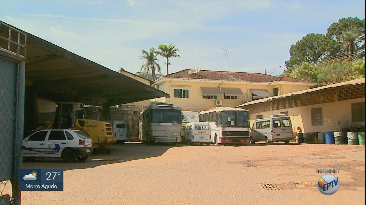 Polícia Civil investiga furto de 57 TVs da Secretaria de Educação de Santa Rosa de Viterbo