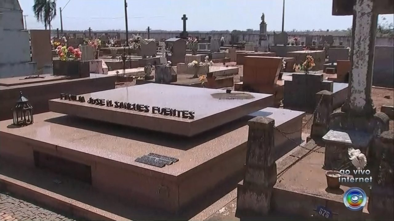 Ladrões furtam cemitério de Tabapuã duas vezes em menos de 15 dias