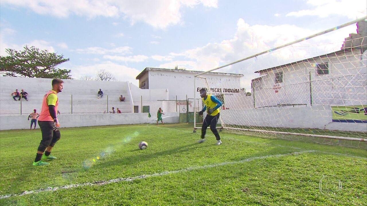 Timbaúba aposta em Mondragon na disputa da Série A2 do Campeonato Pernambucano