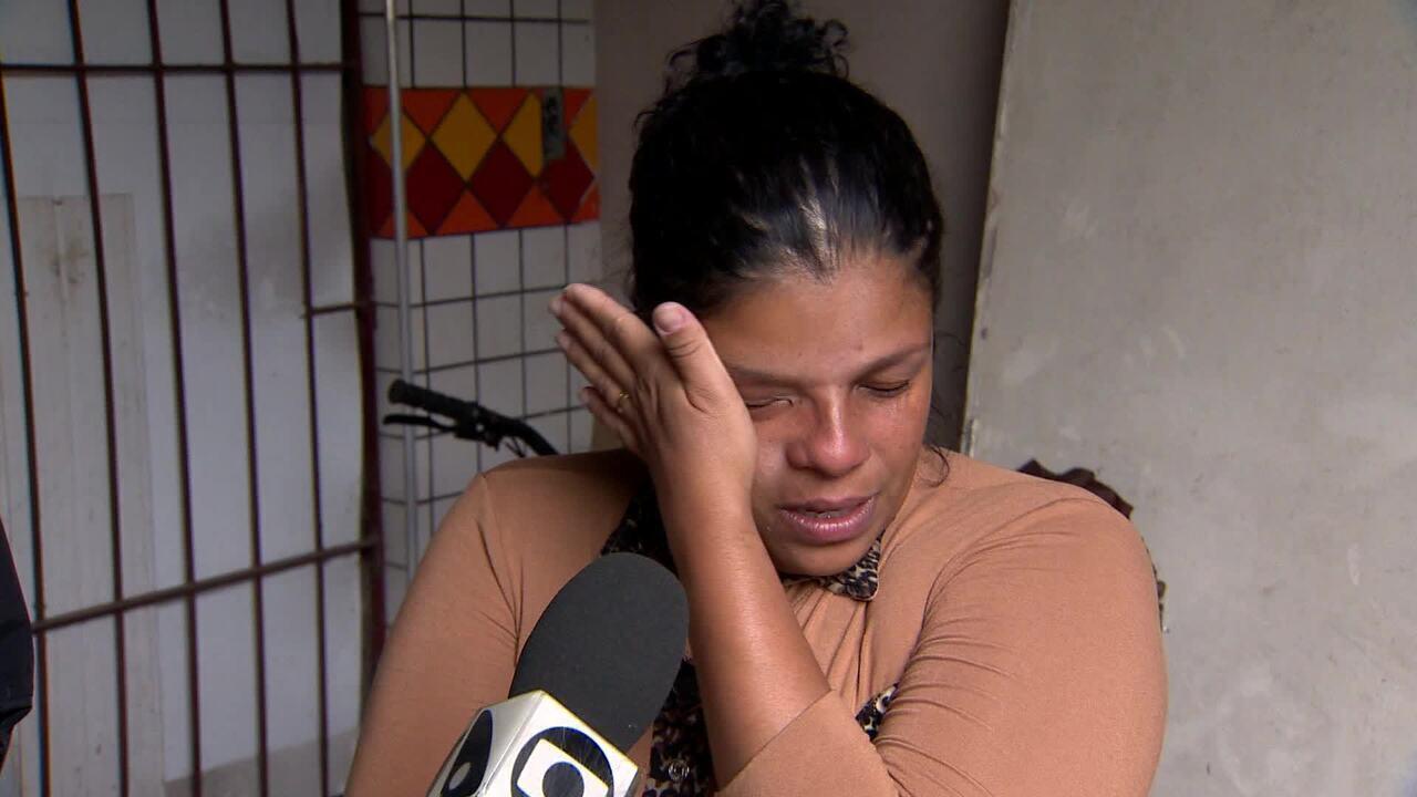 Filha da idosa atropelada duas vezes fala do acidente no ES