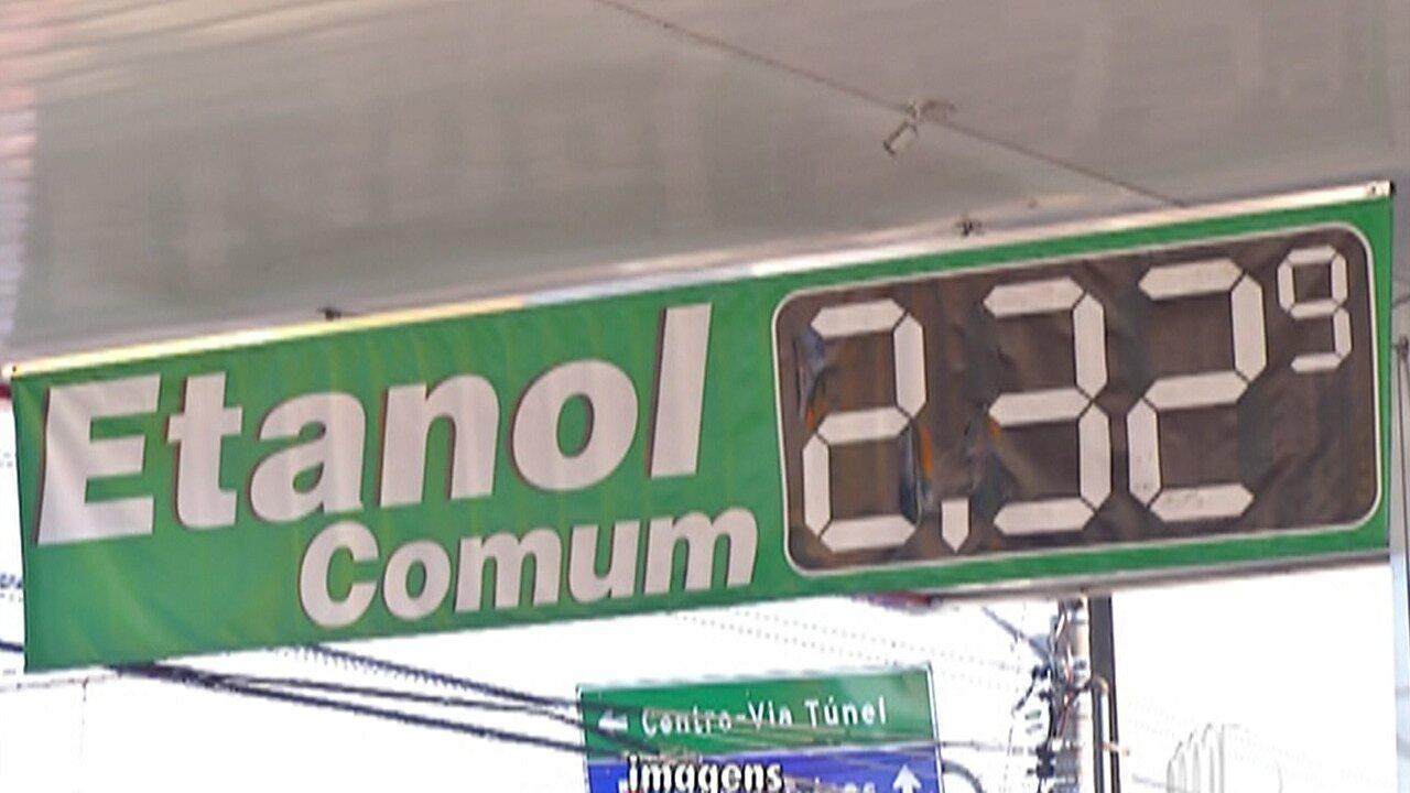 Queda no preço do etanol aumenta procura pelo combustível no Alto Tietê