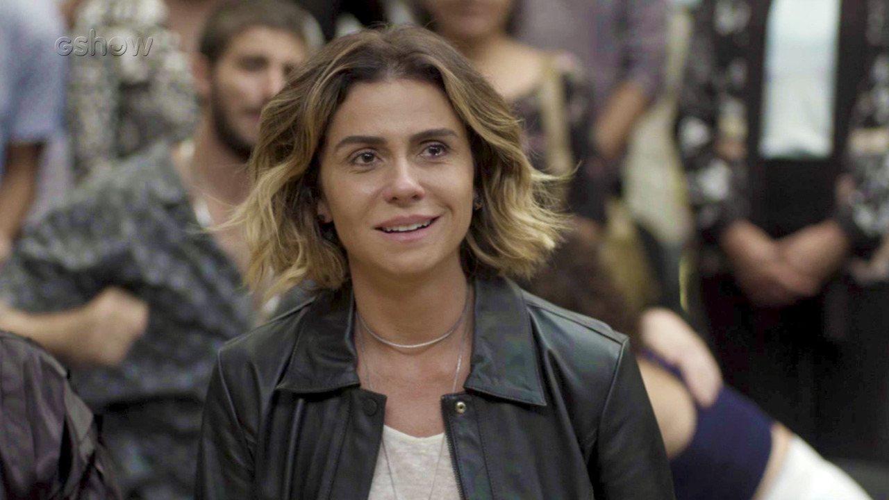 Resumo Segundo Sol - 30/8 – Luzia é inocentada e provoca Karola