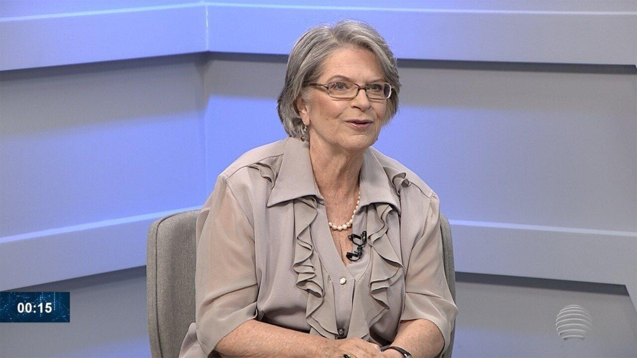 Lisete Arelaro concede entrevista ao Fronteira Notícias