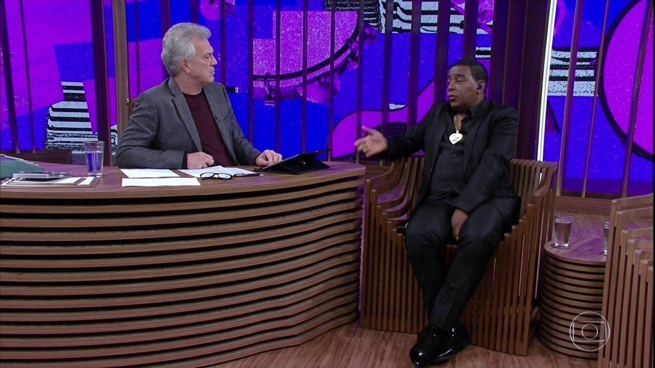 Luiz Carlos define o gênero musical do Raça Negra