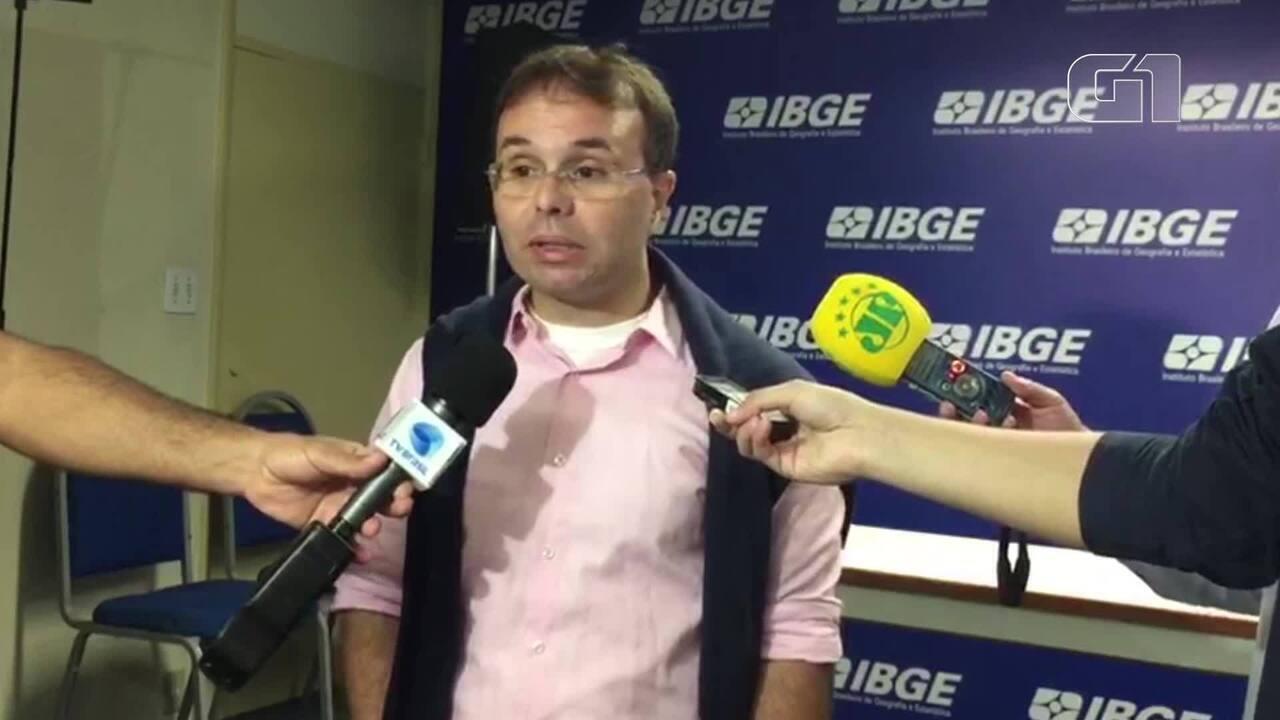 Indústria segue sem sinais de recuperação consistente, aponta IBGE