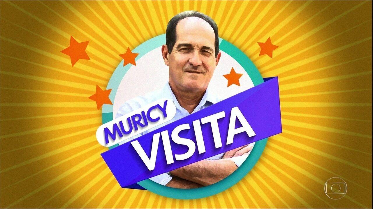 dd0080307d Minitaça e brincadeiras  Muricy visita Cuca em novo quadro do Globo ...