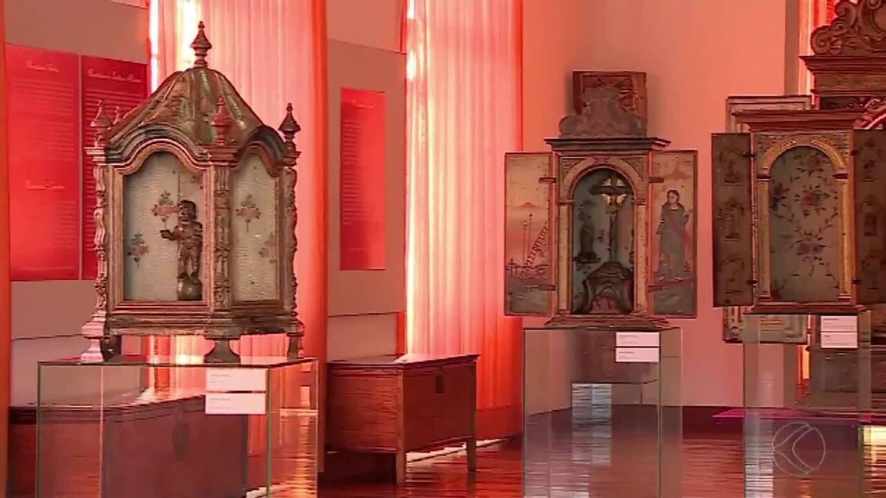 Museu Regional de São João del Rei recebe verbas para obras de melhoria