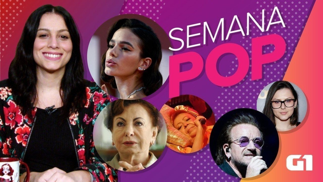Semana Pop: Voz do Rock, Marquezine, Beatriz Segal, Beth Carvalho e May Medeiros
