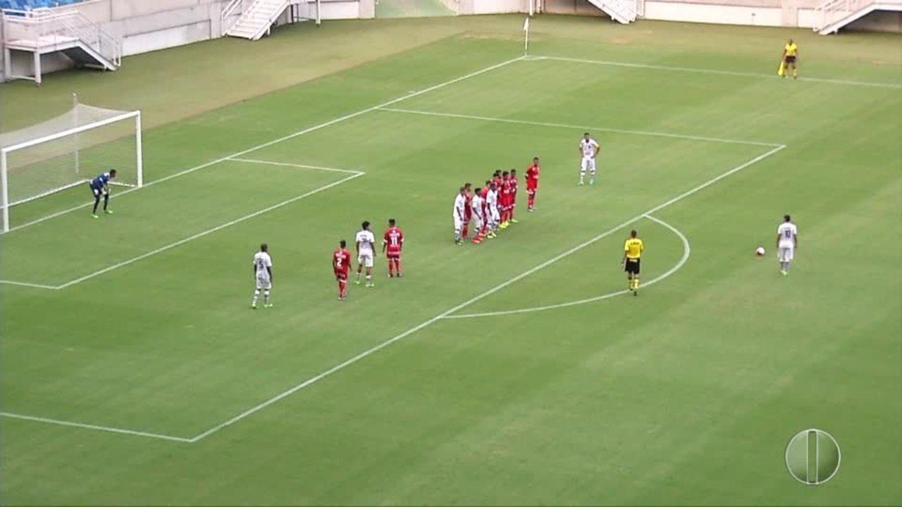 América-RN e ABC empatam em semifinal do estadual sub-19