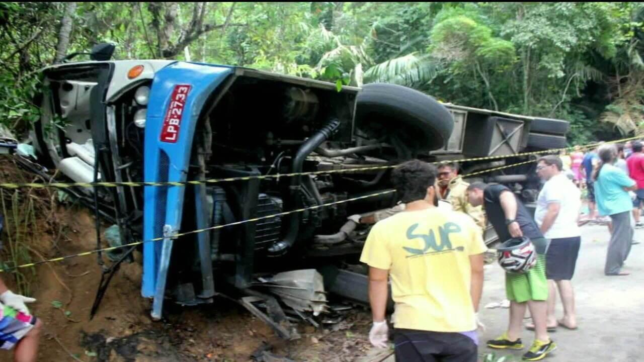 Acidente que matou 15 pessoas em Paraty (RJ) completa 3 anos sem punições