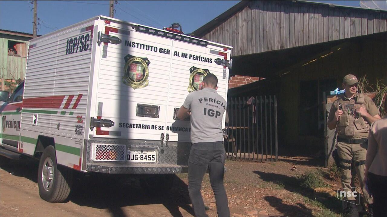 Homem é morto com tiro de espingarda em Chapecó; suspeito é preso