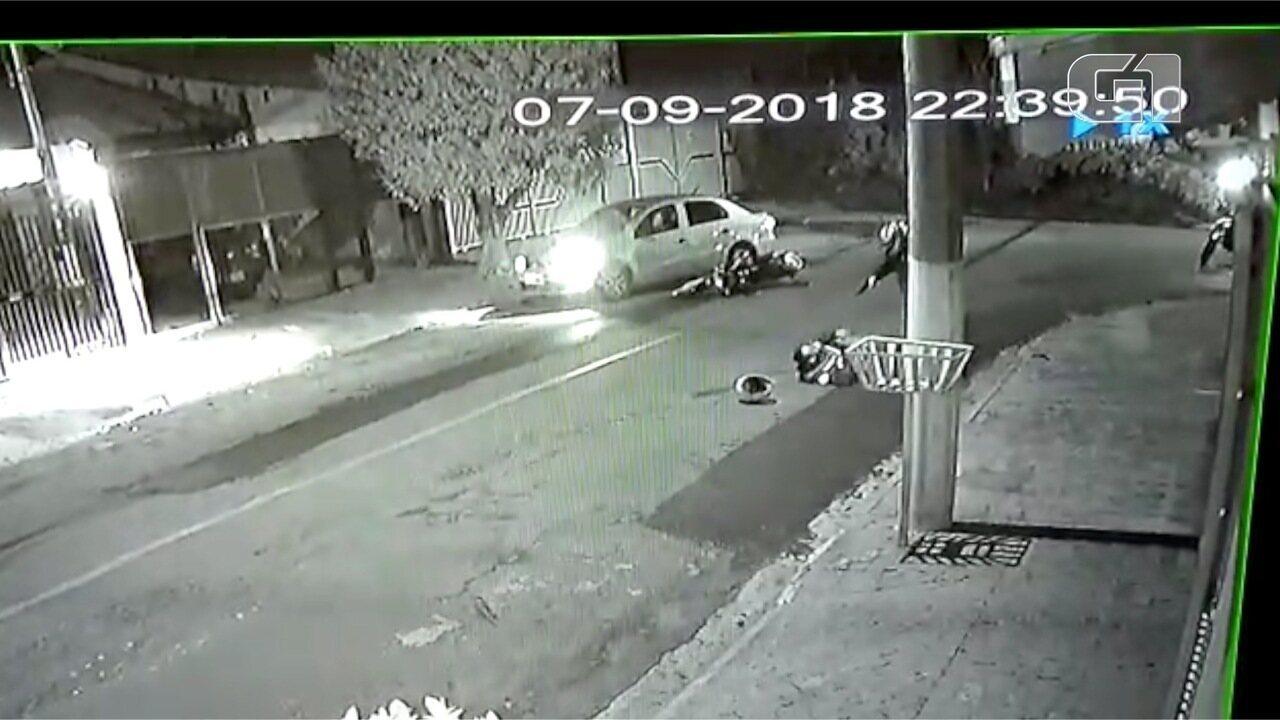Resultado de imagem para Assaltante flagrado durante roubo é morto após reagir a abordagem policial em Tauabté, SP
