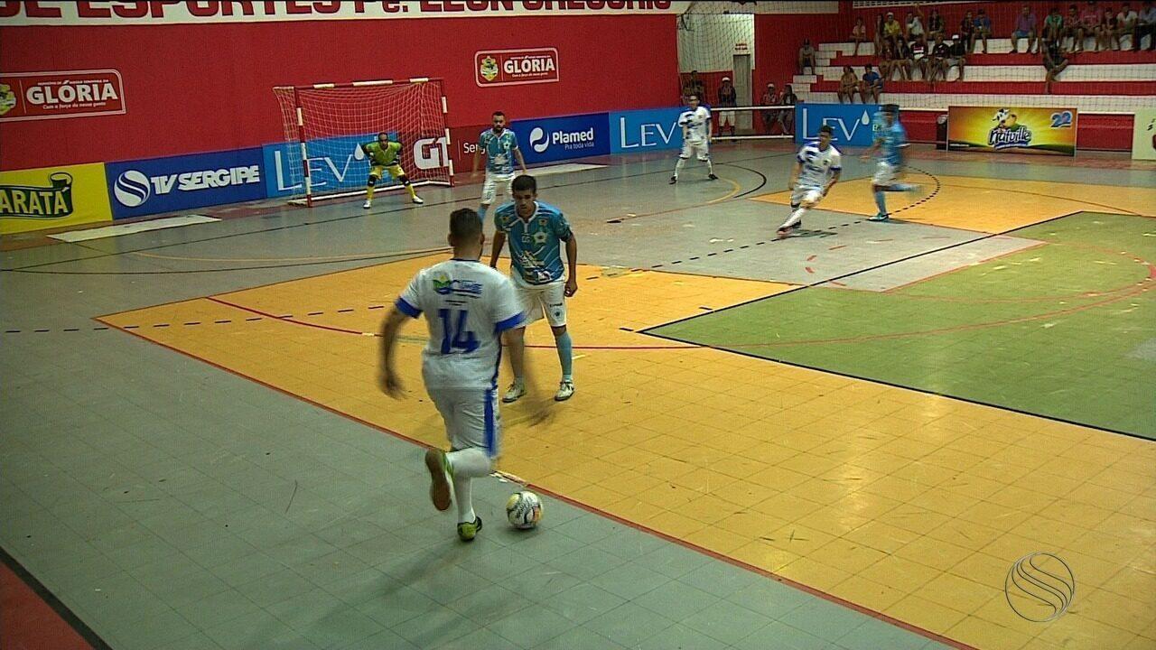Monte Alegre vence Cumbe e se reabilita na Copa TV Sergipe 2018