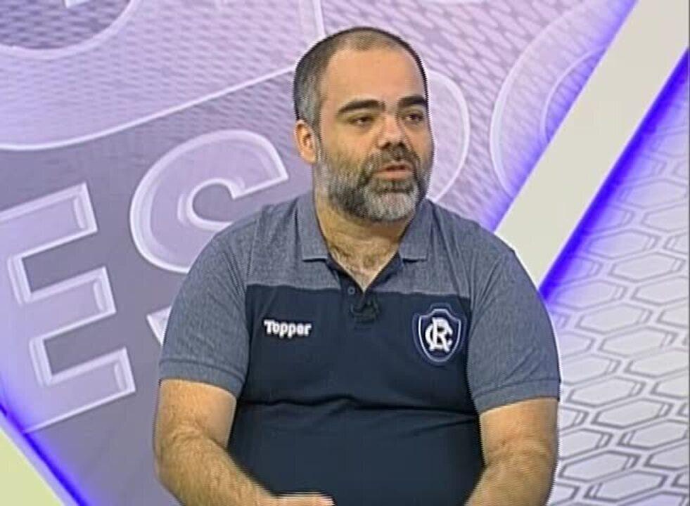 Conheça Fábio Bentes, candidato à presidência do Remo
