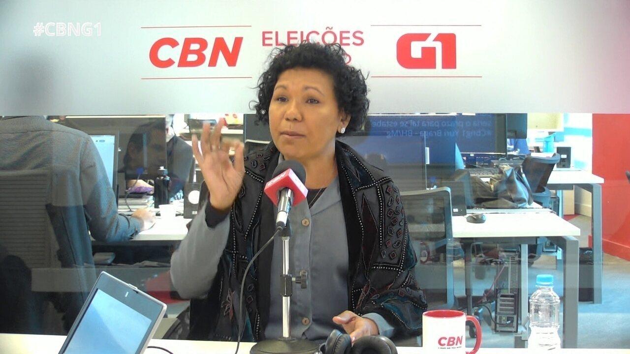 Vera Lúcia fala sobre Lava Jato, desigualdade na Justiça e déficit público