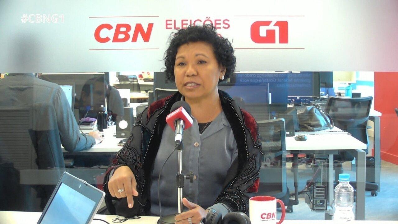 Vera Lúcia fala sobre dívida pública, desigualdade e fundos de pensão