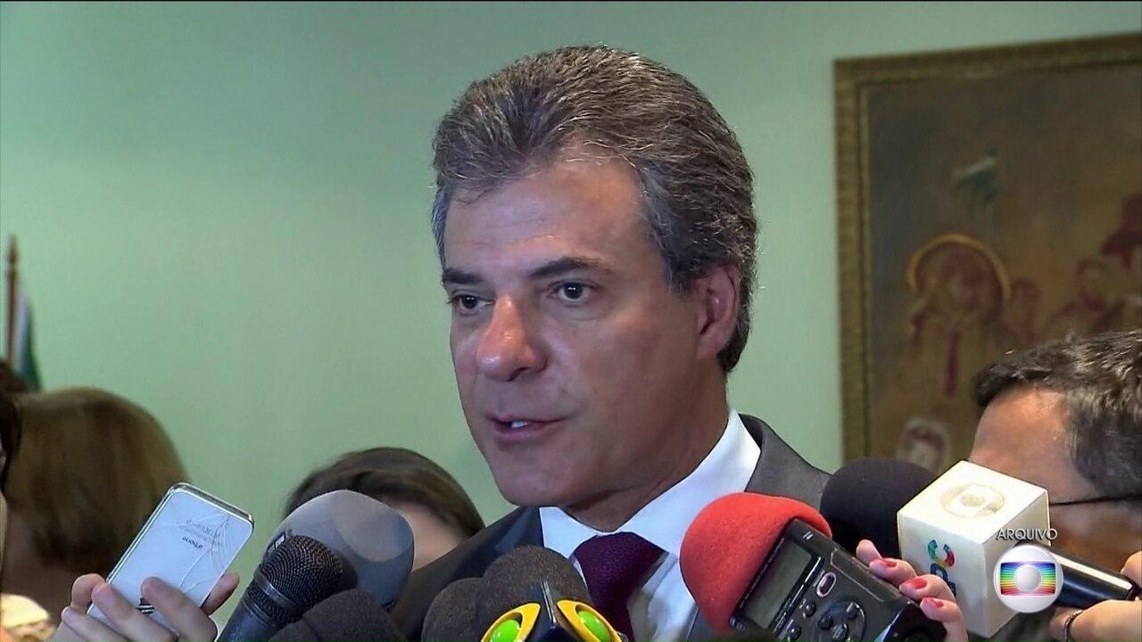 Beto Richa é preso junto com a mulher em Curitiba