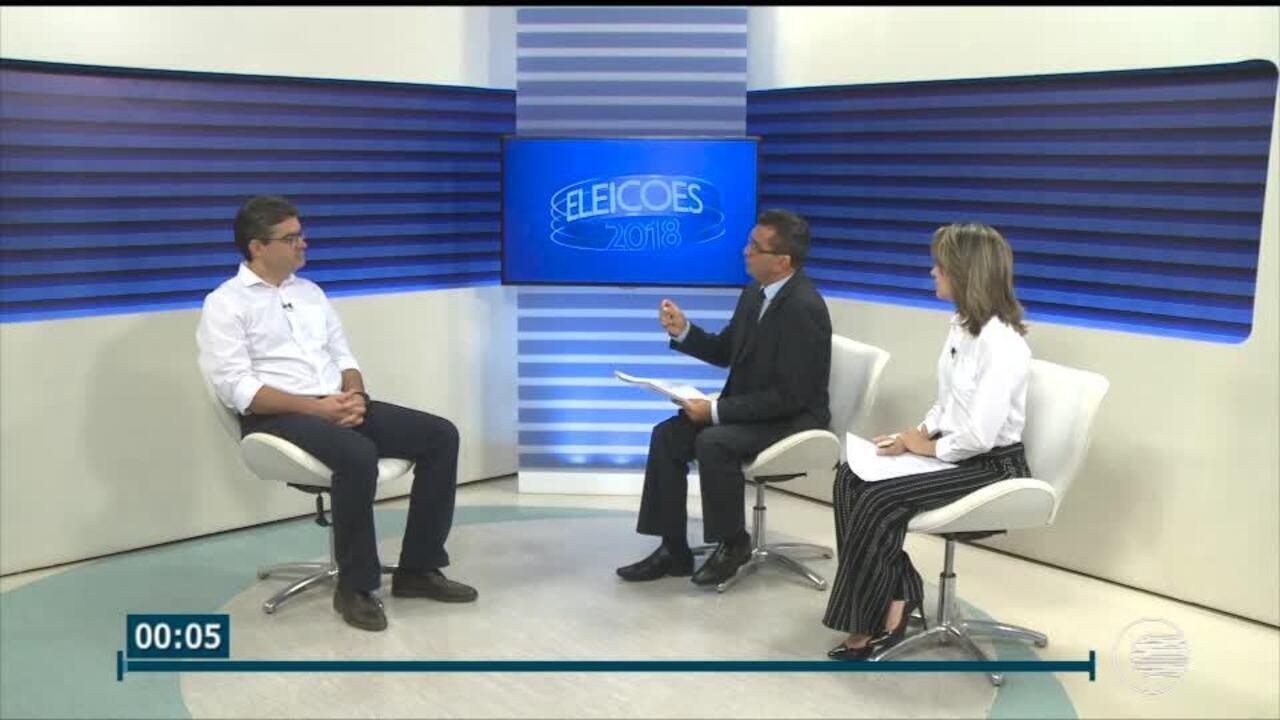 Entrevista especial com o candidato ao governo do Piauí pelo PSDB, Luciano Nunes