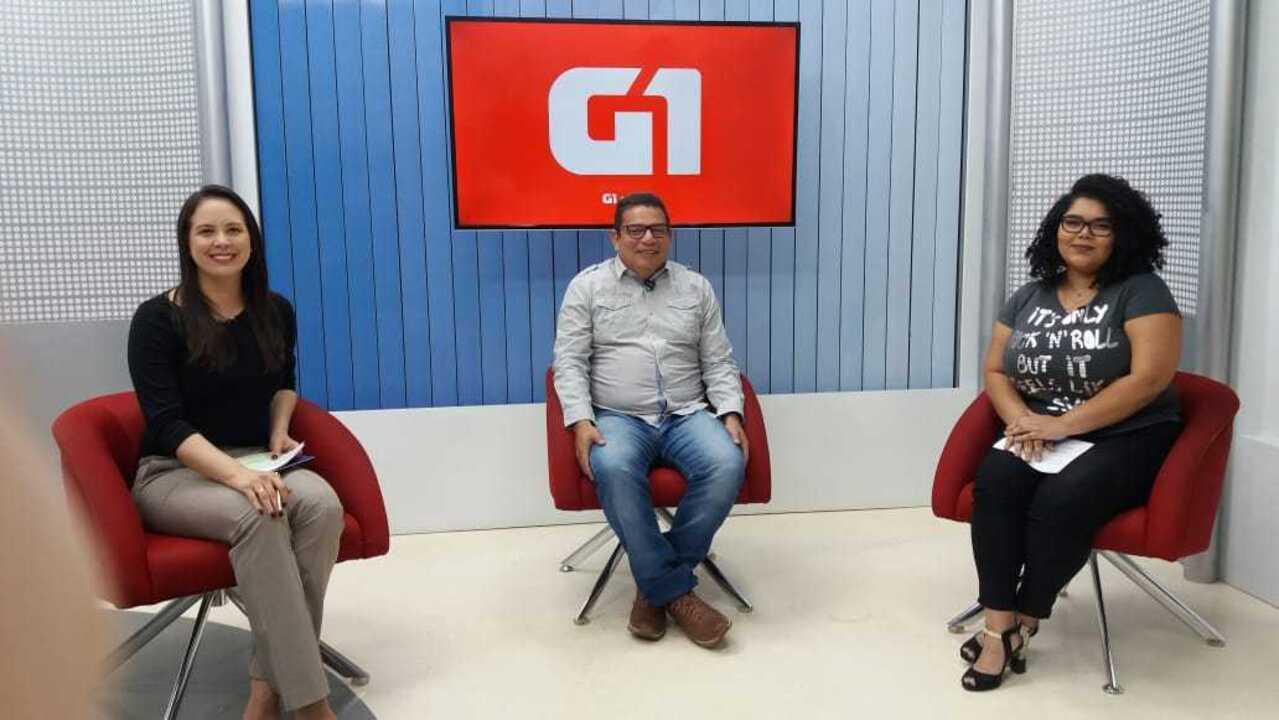 G1 entrevista o candidato ao governo do Amapá, Gianfranco, do PSTU