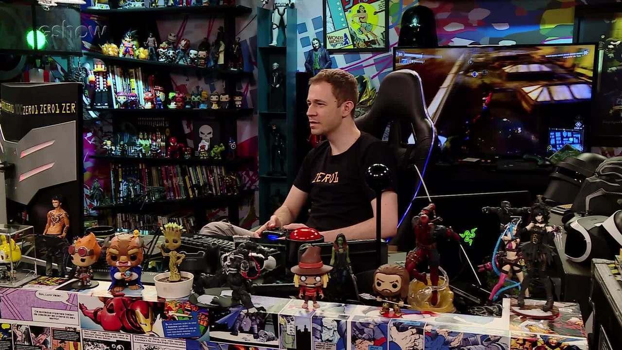 Confira gameplay Estendido de Spider Man com Tiago Leifert no Zero1