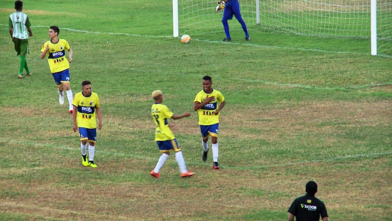 Krac vence Barreirinha de virada por 2 a 1 na estreia do Piauiense sub-17