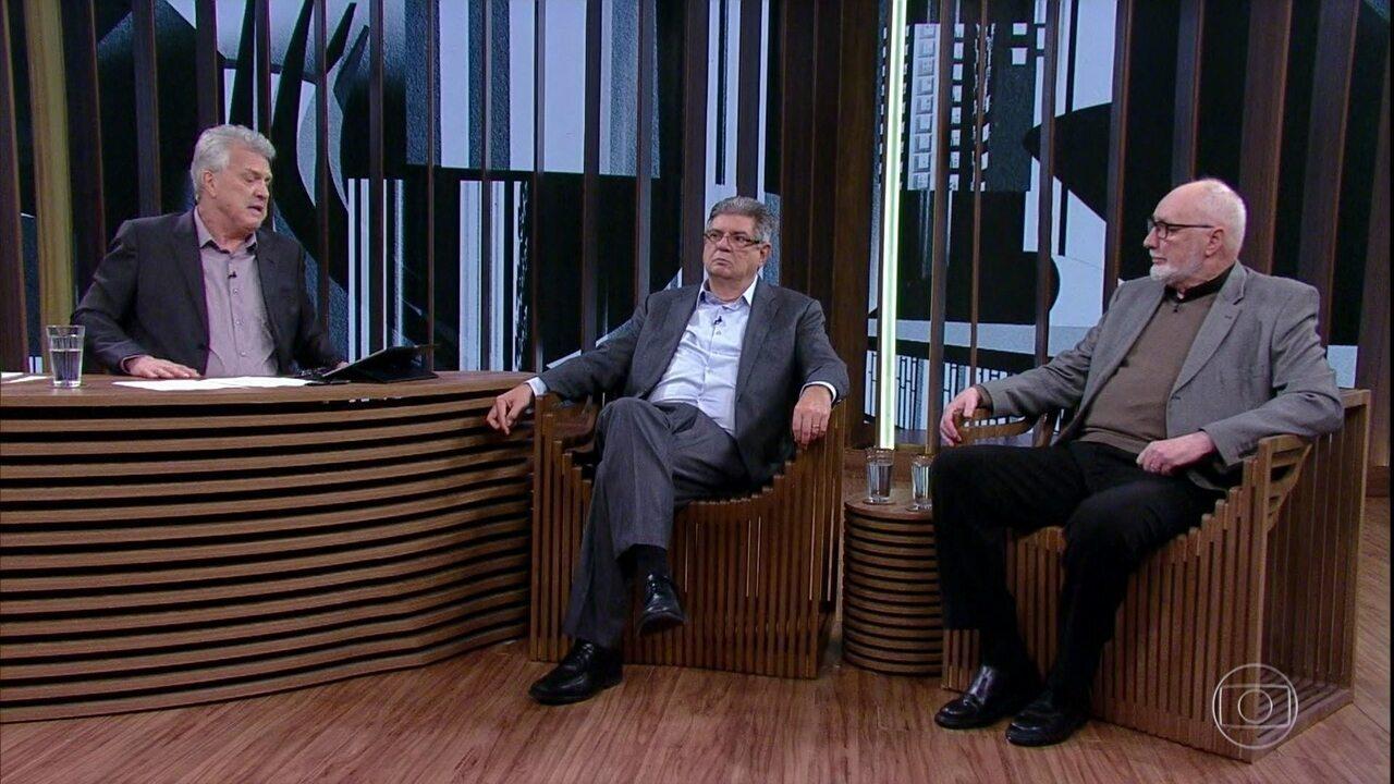 Antonio Britto e Clóvis Rossi falam sobre vitória de Tancredo