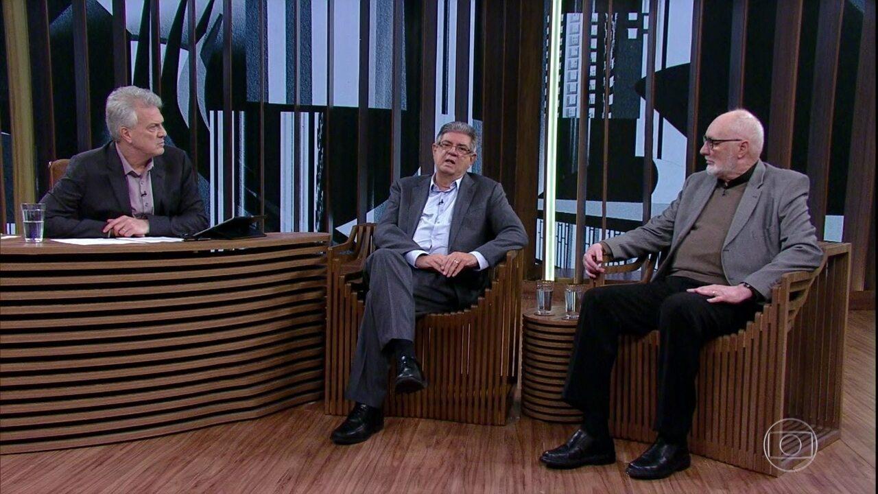 Antonio Britto e Clóvis Rossi falam sobre a morte de Tancredo Neves