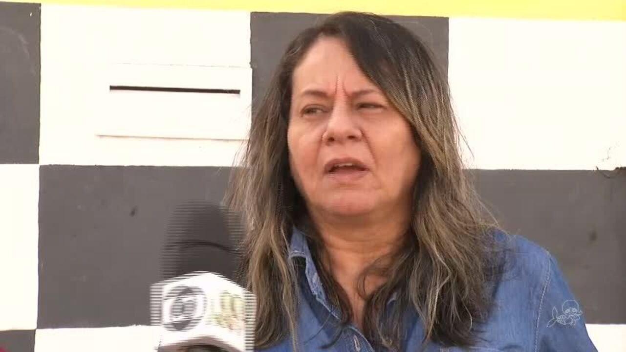 Testemunhas comentam caso em que mãe salva filha em acidente de ônibus