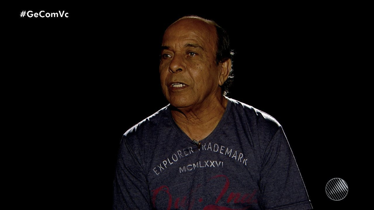 Globo Esporte BA   André Catimba é o homenageado do quadro 'Minha ...