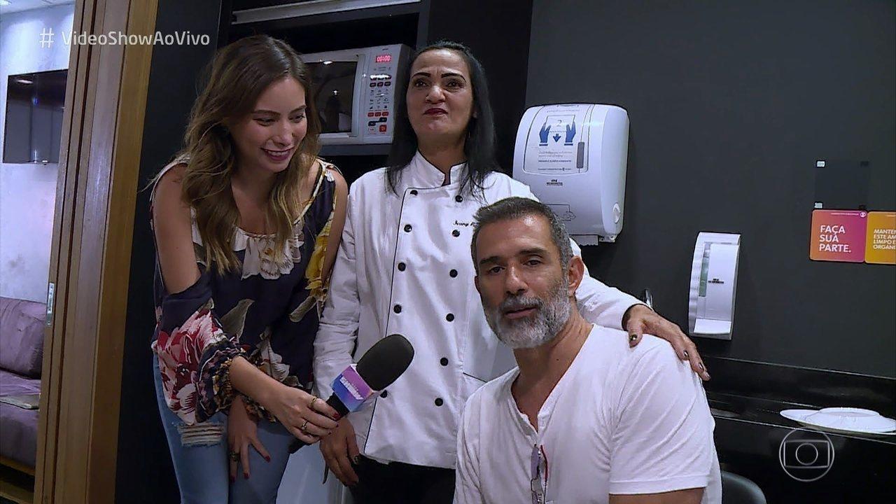 'Disque Vídeo Show': Marcos Pasquim faz seu pedido especial
