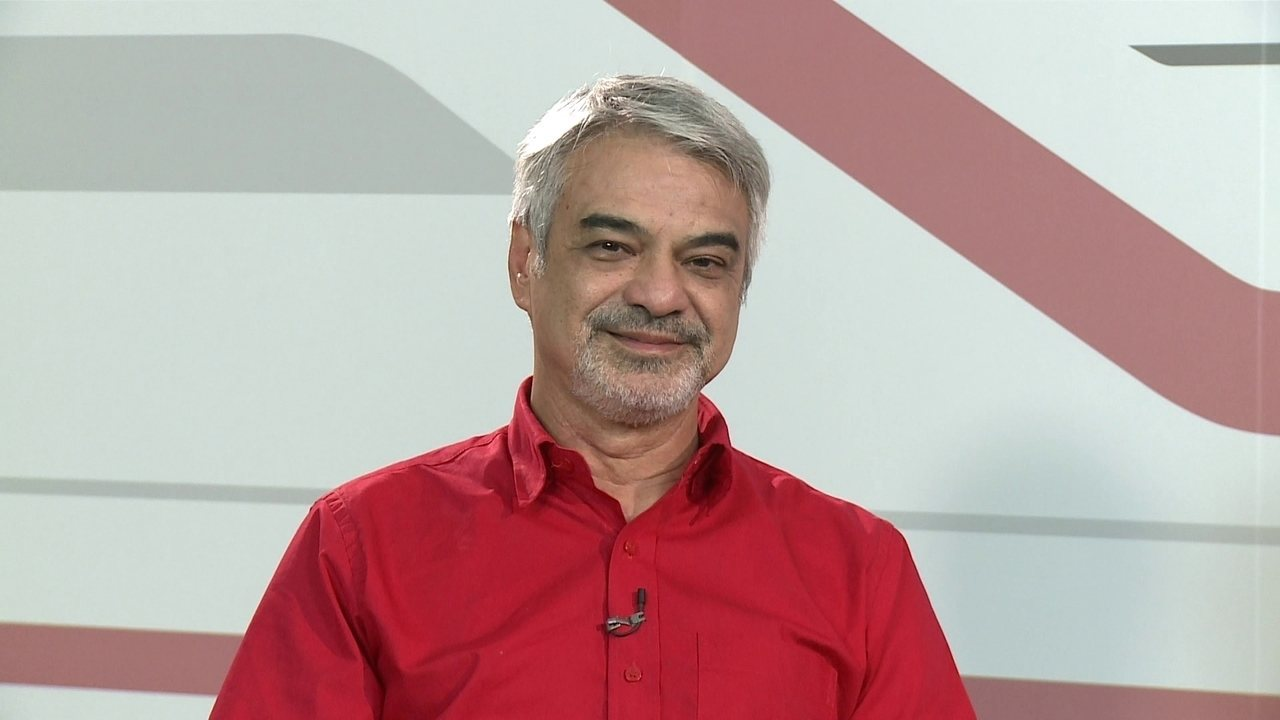 G1 entrevista o candidato ao Senado Humberto Costa
