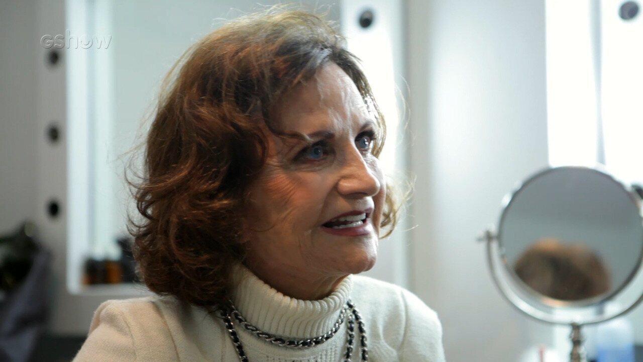 Rosamaria Murtinho fala da carreira no teatro e da relação com arte