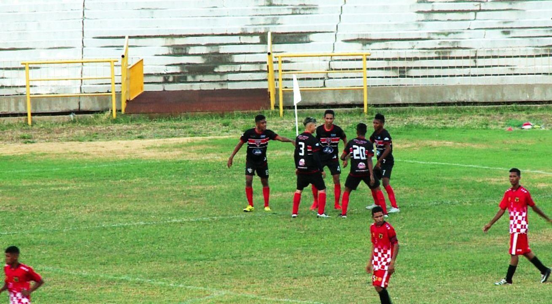 Os gols de São Paulo-PI 3 x 2 Rei dos Reis pelo Piauiense sub-17