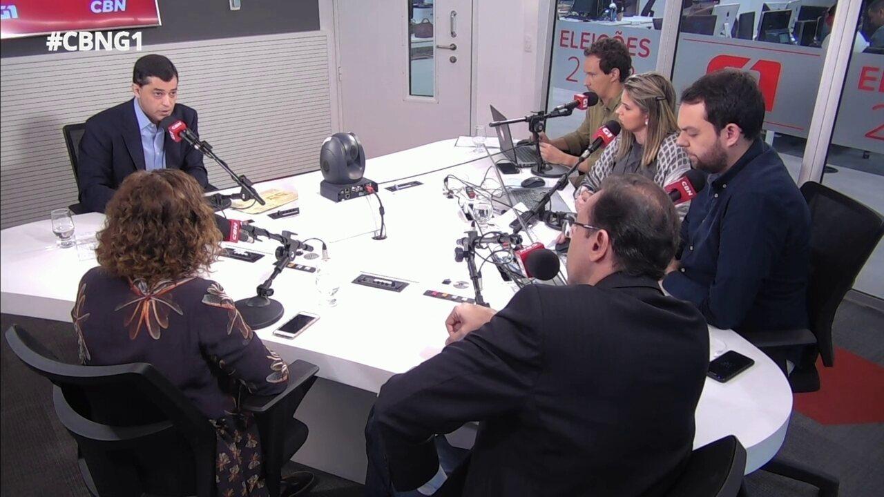 Parte 8: Indio da Costa fala sobre relação com o legislativo e a máquina pública