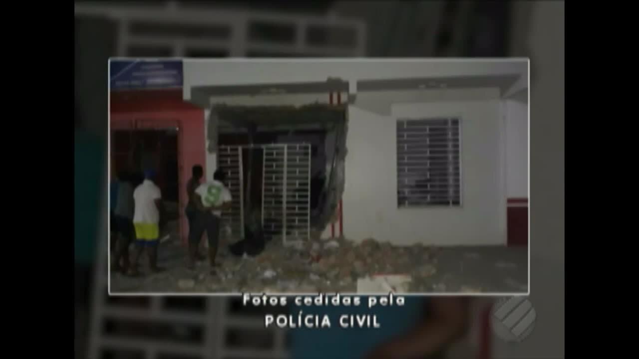 Bandidos assaltam agência bancária em Bannach, no Pará