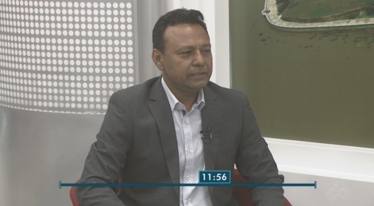 JAP1 entrevista o candidato ao governo do Amapá, Cirilo, do PSL