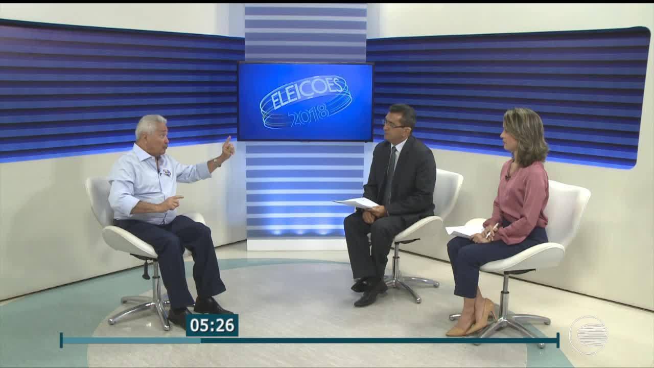 Entrevista especial com o candidato ao governo do Piauí pelo Podemos, Elmano Ferrer