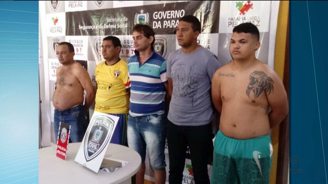 Vigilantes de empresa de segurança roubaram joalheiras na Paraíba