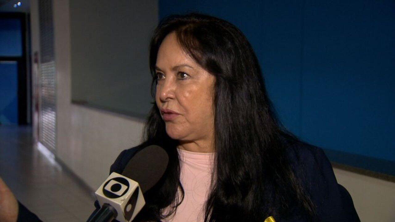 Rose de Freitas fala sobre mobilidade urbana em dia de campanha no ES