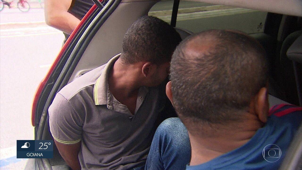 Polícia prende quadrilha comandada por presidiário no Recife
