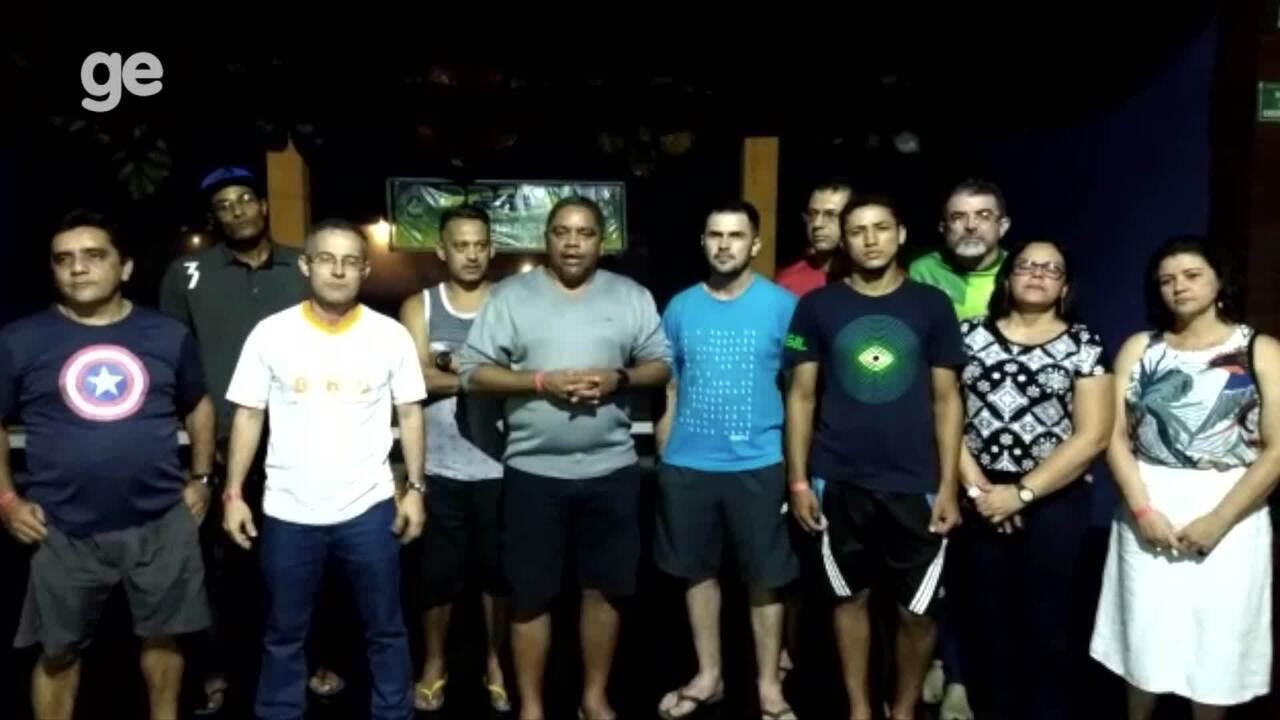 Técnicos do Piauí nos Jogos Escolares se recusam a usa ônibus após sufoco na viagem de ida