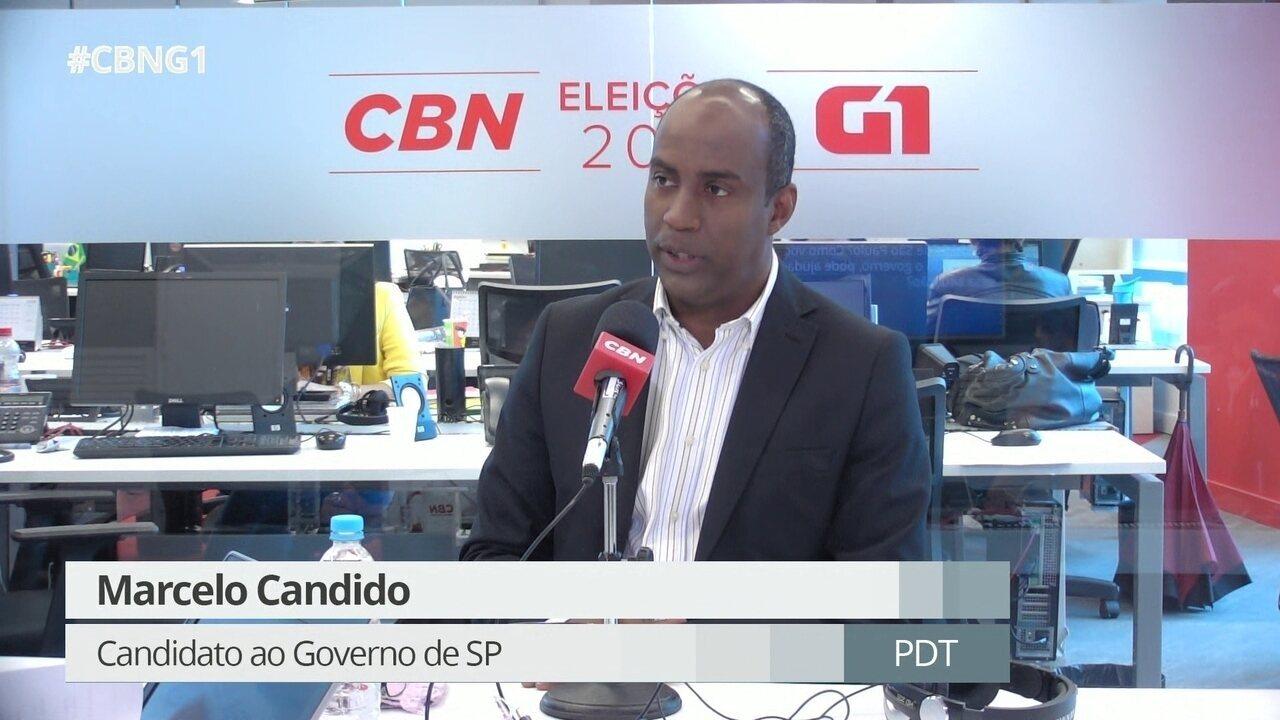 Parte 1: Marcelo Candido fala sobre seus processos por improbidade administrativa