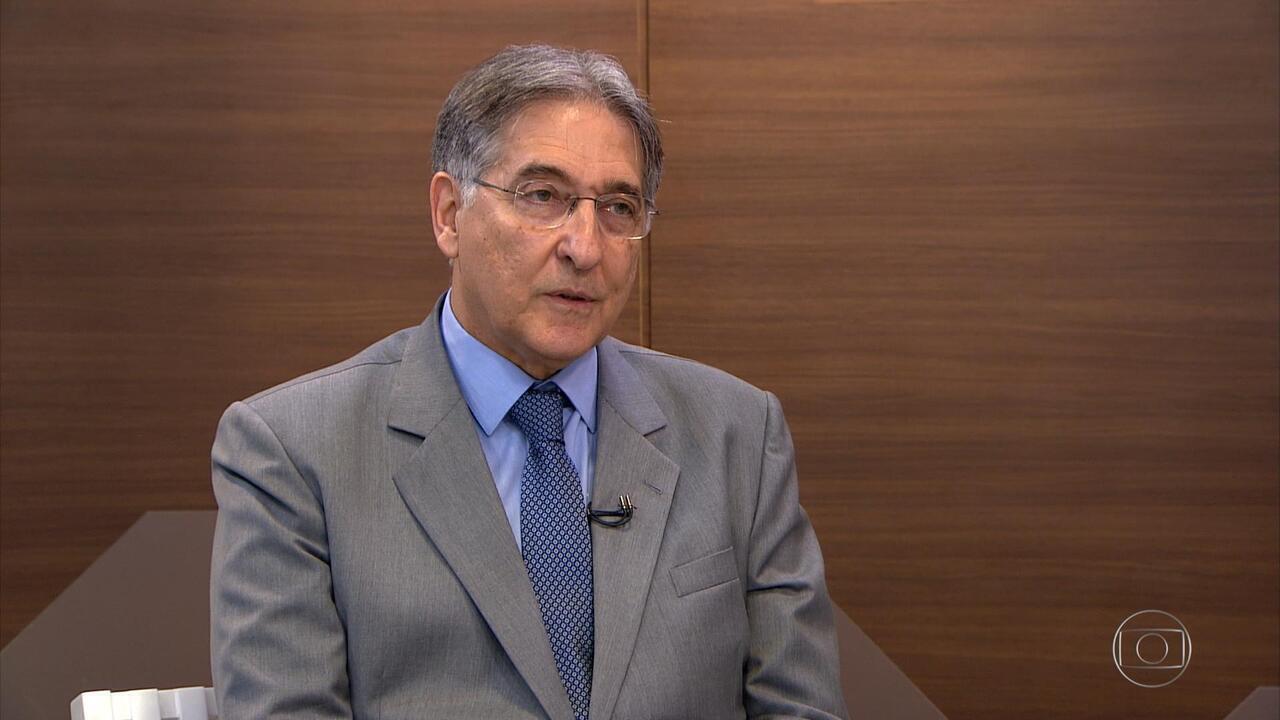 MG1 entrevista candidato a governador de Minas Gerais Fernando Pimentel