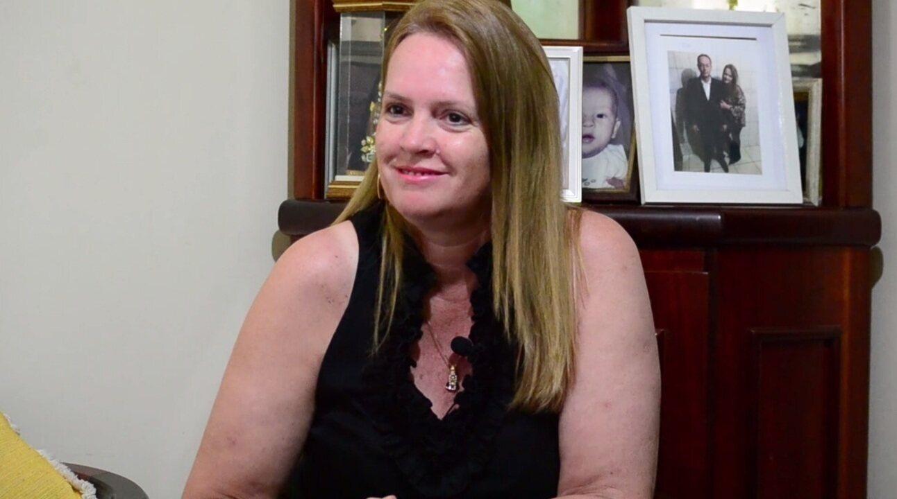 Iara Parizotto conta sobre a experiência de ser uma doadora de órgãos