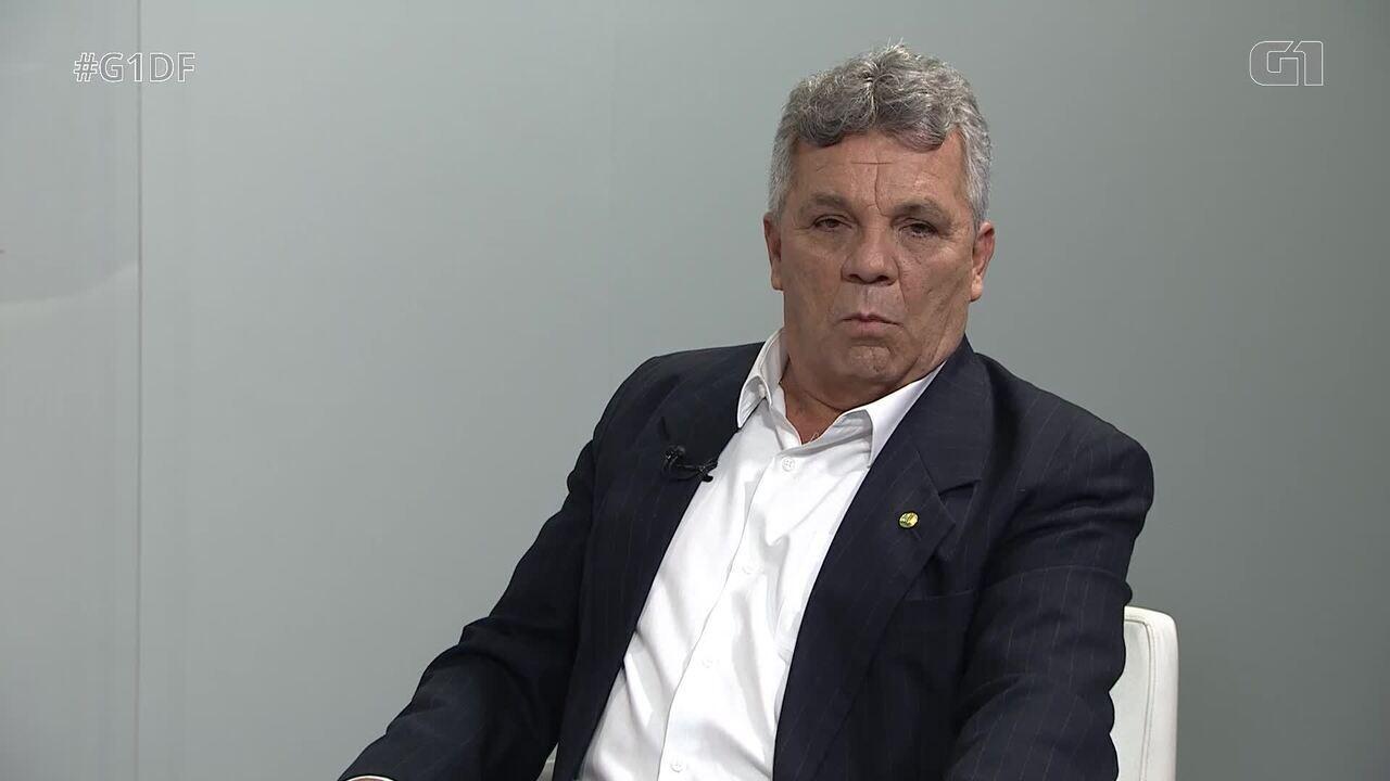G1 entrevista o candidato ao governo do DF Alberto Fraga, do DEM - Bloco 3