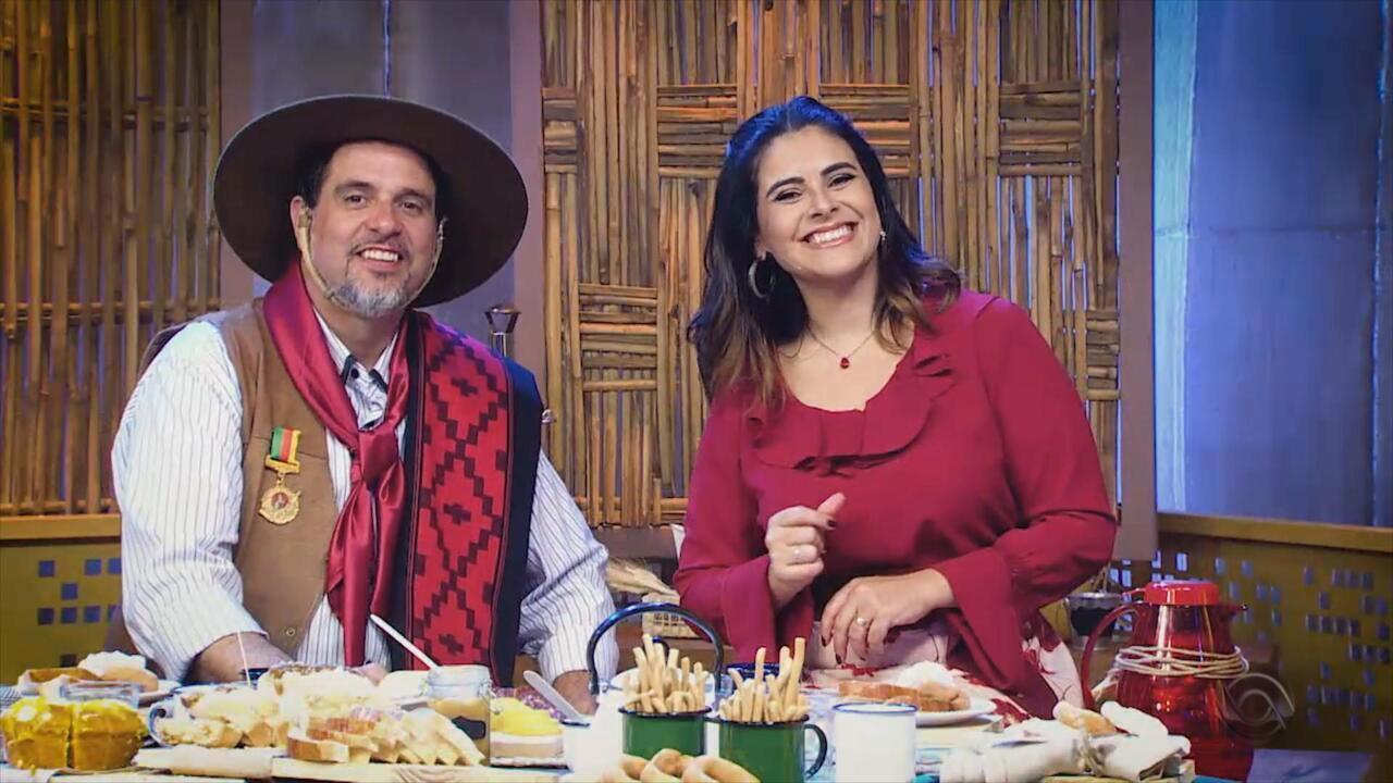 Veja as atrações do Galpão Crioulo deste domingo (16)