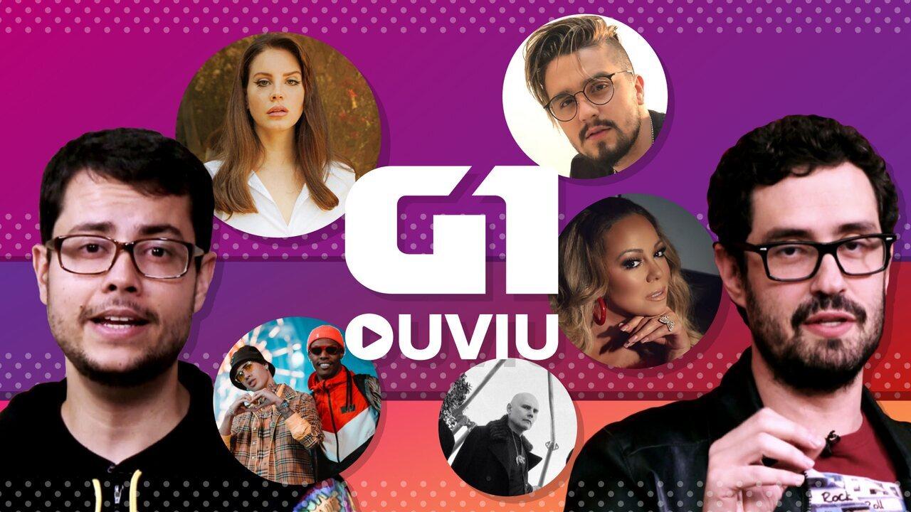 G1 Ouviu comenta novo EP de Luan Santana