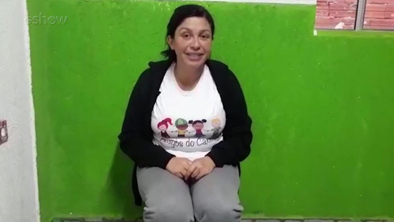 Edilaine Lima conta repercussão após aparecer no 'Caldeirão do Huck'